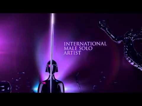Bruno Mars - BRITs Awards 2014 - International Male Solo Artist