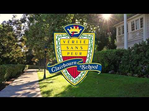 Learn About Clairbourn School - Watch Our New 2018 Video