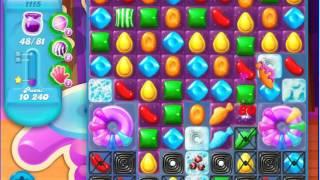 Candy Crush Saga SODA Level 1115 CE