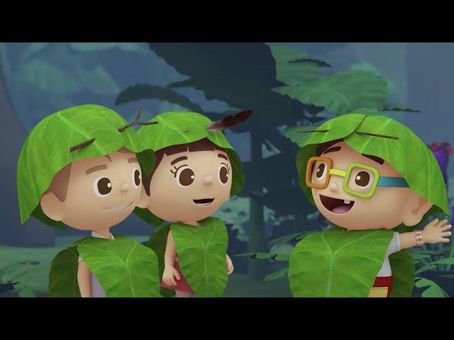 第二集「環保雨衣」—【咚咚仔3D動畫系列】第二季