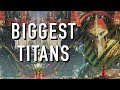 40 Facts and Lore on the Imperator Class Titan Warhammer 40K