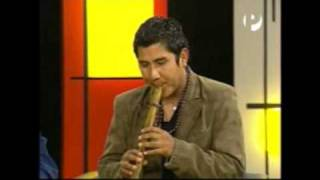 QUENA-CHECHO programa fulanos y menganos (homenaje a ARTURO FLORES) part 1