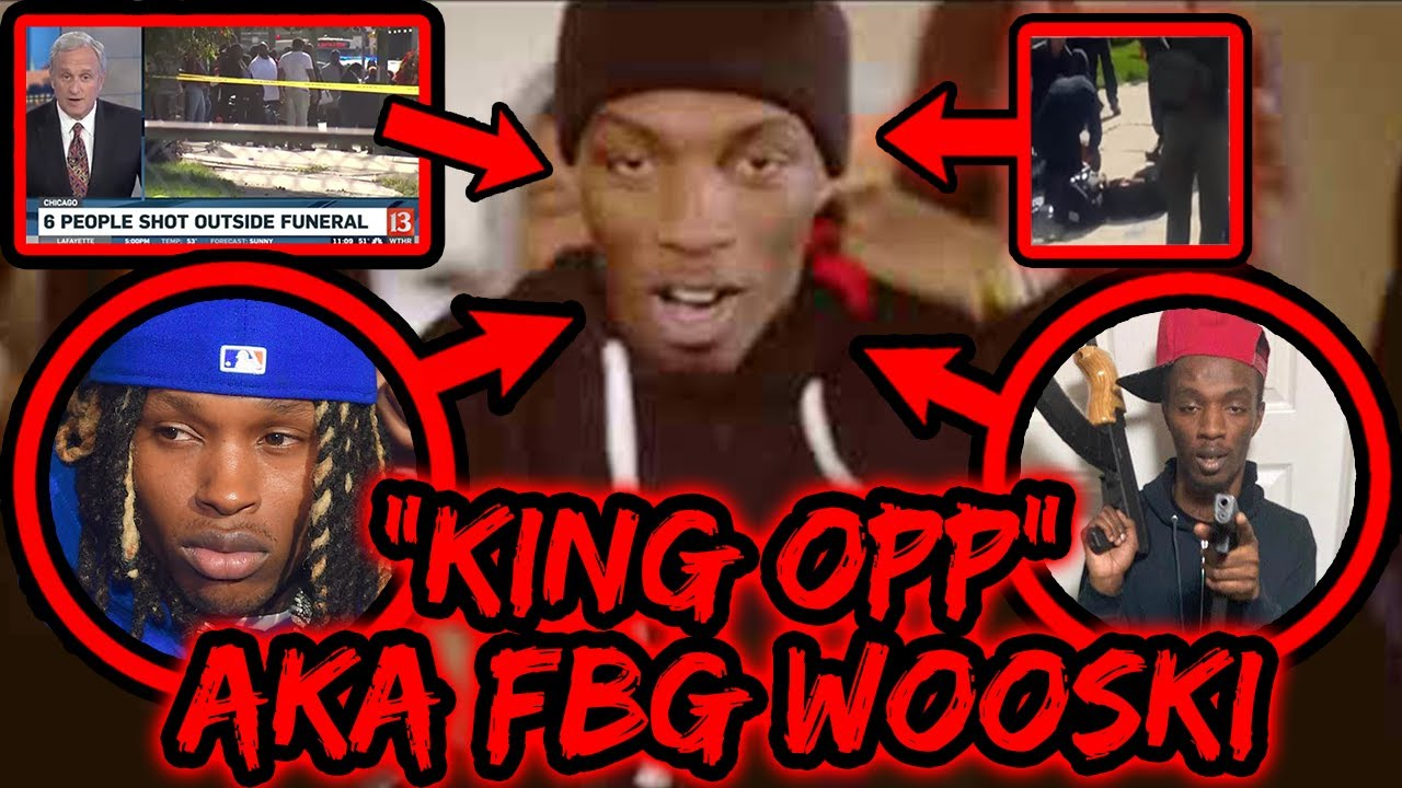 "FBG ""King Opp"" Wooski: The Grave Digger Of Chiraq"