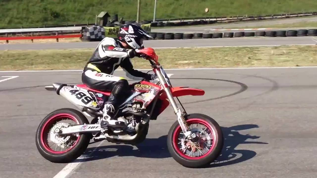 pit bike super motard circuito riccardo borile youtube. Black Bedroom Furniture Sets. Home Design Ideas