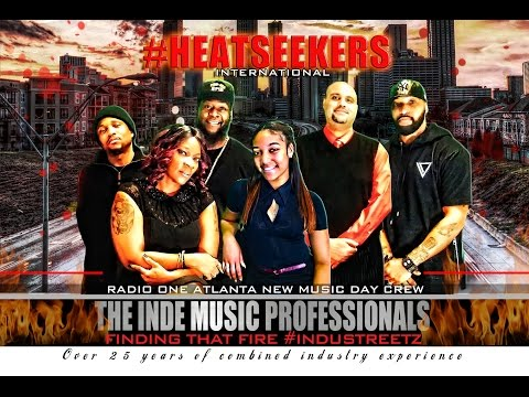 MUSIC INDUSTRY 101 with the HEAT SEEKERS at RADIO ONE ATLANTA VOL #34