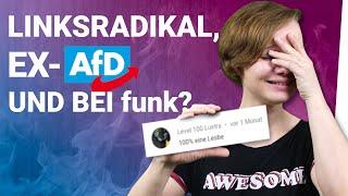 Franziska Schreiber – Linksradikal? Männliche Lesbe? Kommentierte (Hass)kommentare