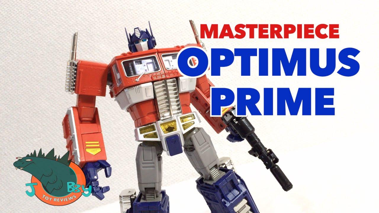 Optimus Prime Transformers Masterpiece Review