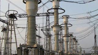Знакомимся- трансформатор тока на ПС 750кВ!(, 2014-03-01T14:16:03.000Z)