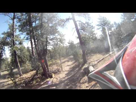 2012 Inyan Kara National Enduro in Upton, Wyoming...Test 1