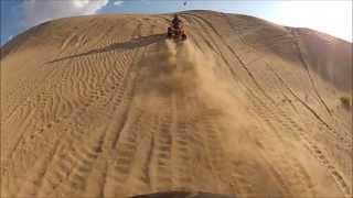 Little Sahara Sand Dunes Easter 2013