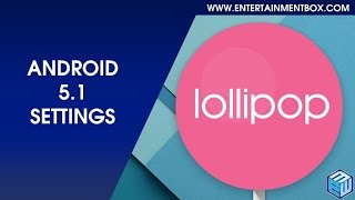 EBox® Android 5 settings | TV box setup | 5.1 Android Help | Guide Android 5.1 EBox T8 V3s
