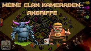 "Lets Play Clash of Clans #30 ""Wie greifen meine Clan Kameraden an?"" [HD] GER/DEUTSCH"