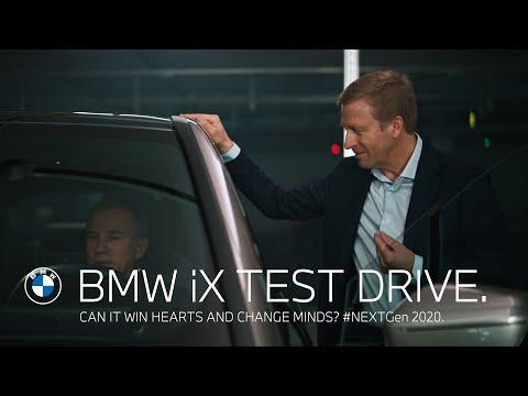 BMW iX Test