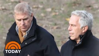 Prince Andrew Interview About Jeffrey Epstein Leaves Viewers Shocked | TODAY