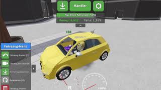 Roblox MI PRECIOSO AUTO