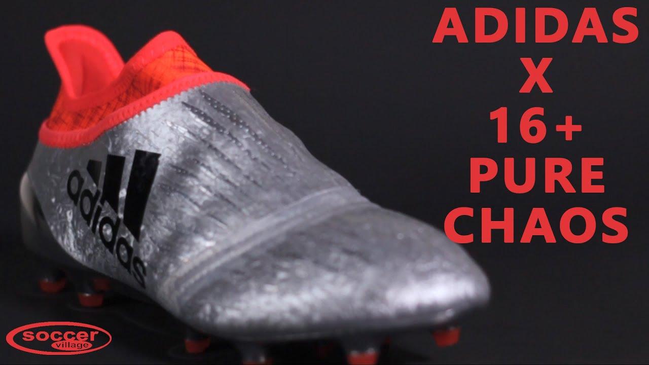 Adidas 19613 x16 adidas x16 purechaos youtube 94ae177 pizzata