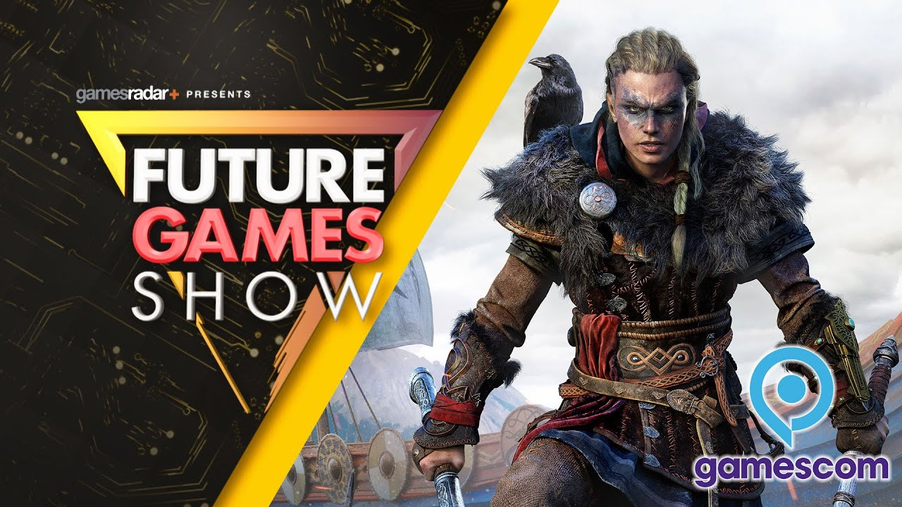 Assassin's Creed Valhalla Mythical Beasts Gameplay - Future Games Show Gamescom thumbnail