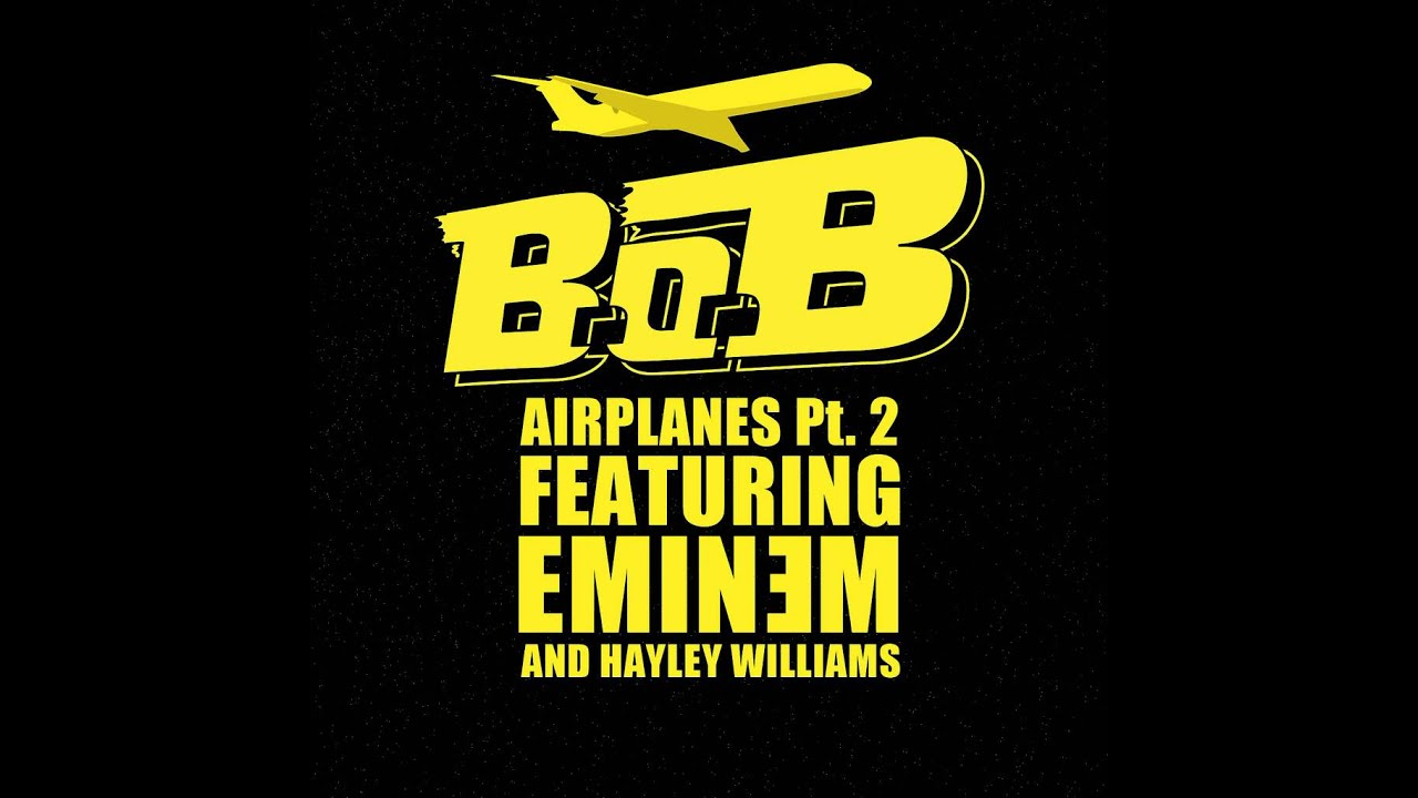 B.O.B. - Airplanes Lyrics | MetroLyrics