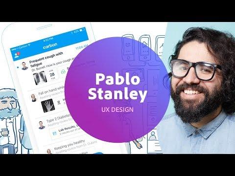 Live UX Design Pablo Stanley - 1 of 3