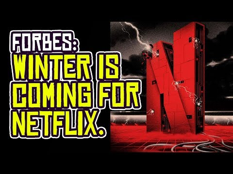 Forbes: NETFLIX CRASH is Coming! Stock Could DROP 70% Soon?!