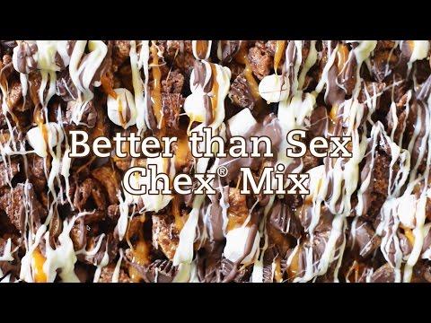 Better than Sex Chex® Mix