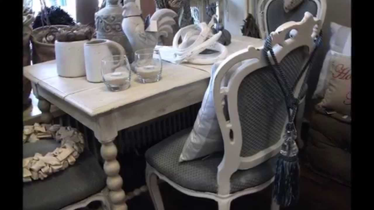 Onwijs Annie Sloan Chalk Paint Old White voorbeeld - YouTube CX-15