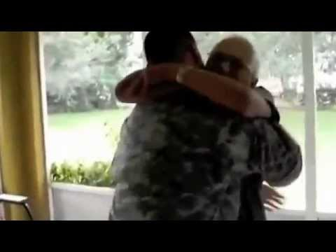 Military Homecoming Surprise --I bet you...