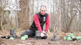 Optimus Overview of Stoves - www.simplyhike.co.uk