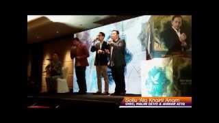 Sollu 'Ala Khairil Anam - UNIC, HALIM DEVO & ANWAR AFIQ