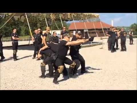Vip Protection Course - May 2014