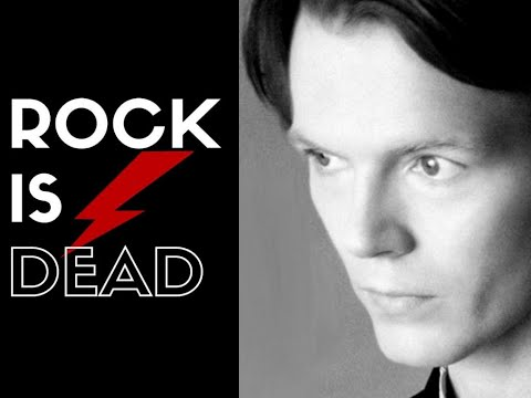 Rock is Dead DOCUMENTARIO PUNTATA 2 - Jim Carroll, il poeta del punk