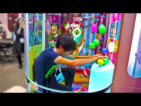 You've Never Seen Arcade Games Like These! Winning New Arcade Games At IAAPA!