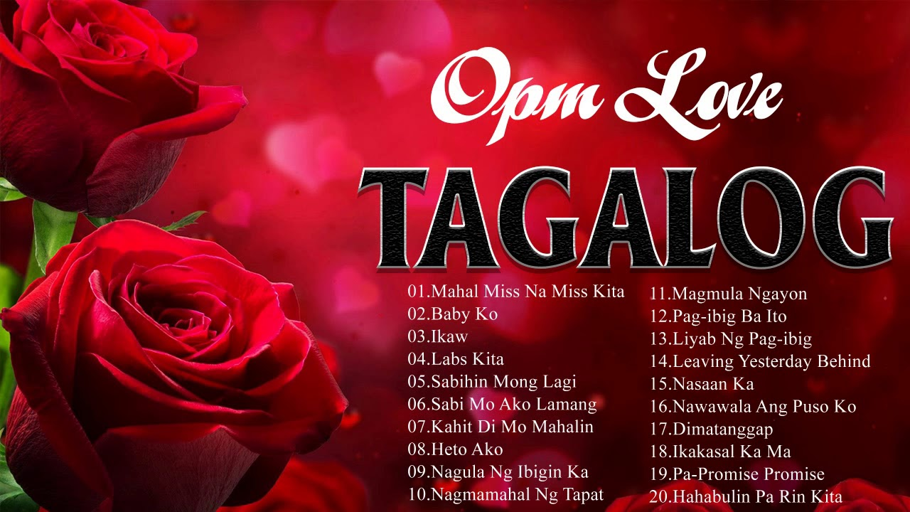 Pampatulog Love Songs OPM Nonstop --- Hugot OPM Love Songs Collection 2020