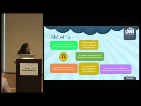 CloudStack Identity and Access Management