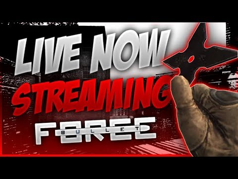 Bullet Force Live Stream - Happy Friday
