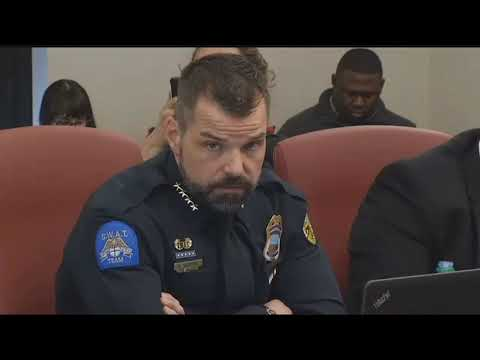 Four Chattanooga Police Officers Are Off The Job After Internal Investigations