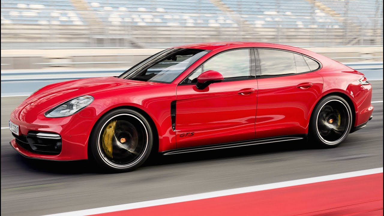 2019 Porsche Panamera Gts Outstanding Performance And Everyday Practicality Youtube