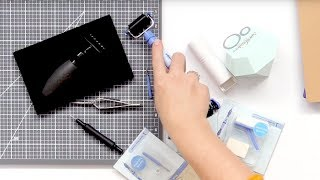 Must Have Accessories for a Manual Die Cutting Machine with Carissa Wiley