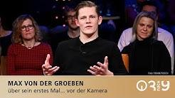 """Max von der Groeben über seine Rolle """"Steffi Stephan"""" im Film """"Lindenberg! Mach dein Ding"""" // 3nach9"""
