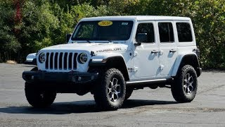 2020 Jeep Wrangler Unlimited Rubicon For Sale | 29321T