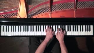 Bach Sinfonia No.11 - P. Barton, FEURICH Harmonic Pedal piano
