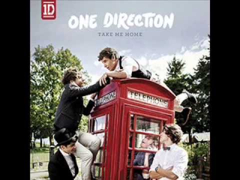 One Direction  Take Me Home Simple Album