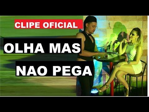 Adson e Alana - Olha Mas Não Pega - CLIPE HD Oficial - Verao 2016 hit Sertanejo