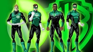 Thoughts On A GREEN LATERN CORPS Movie - AMC Movie News