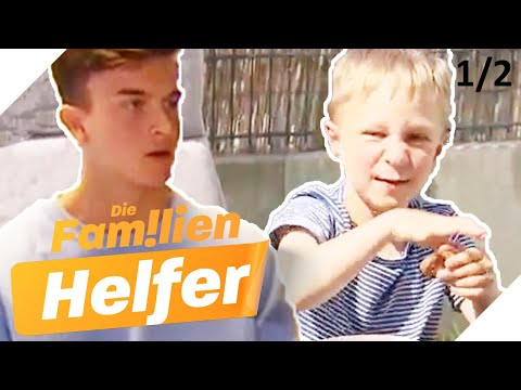 Paul (6) Hasst Den Neuen Freund Seiner Schwester! (1/2) | Die Familienhelfer | SAT.1