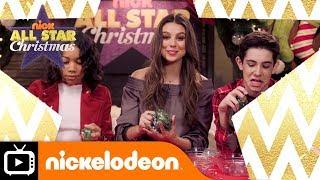 Nick All Star Christmas | Christmas Slime | Nickelodeon UK