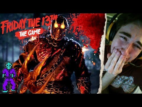 🔴 LIVE -  FRIDAY THE 13TH: THE GAME - NEW UPDATE - (INTERACTIVE STREAMER) - 10K SUBSCRIBER HYPE