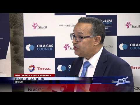 2015 Africa Assembly: Haddou Jabour, Promotion Manager, ONHYM