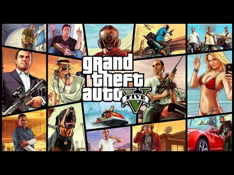 Grand Theft Auto 5 (Ps3) [ Online ]  !Con suscriptores! thumbnail