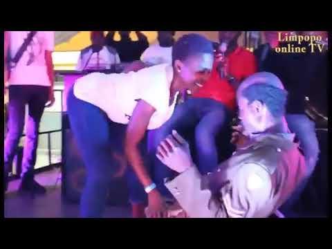 TSHOVHILINGANA BUNDU DANCE AT AT MABUTHOS PUB TSHIAWELO